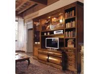 Cavio: Madeira Intarsio: библиотека 261 с интарсией  (черешня мадейра)