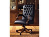 5103930 кресло вращающееся Cavio: Madeira Intarsio