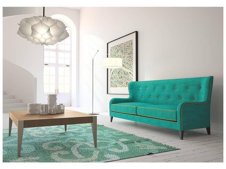 La Ebanisteria: Nordik: диван Organic  (дуб, ткань)