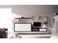 5107605 стенка в гостиную La Ebanisteria: Bauhaus