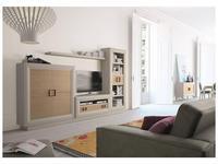 5205828 стенка в гостиную La Ebanisteria: Nordik