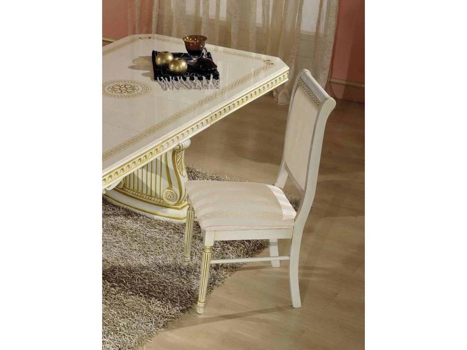 H2O design: Росселла: стул ткань (бежевый с золотом)