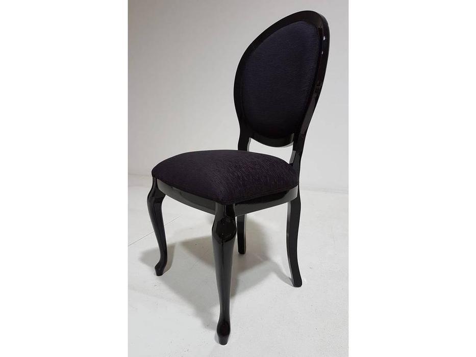 H2O design: Росселла: стул LUX MEDUSA (черный)