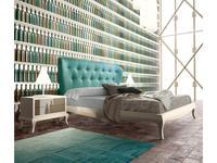 La Ebanisteria: Nite Nite: кровать 150х200  (mate cream, tulu 30)