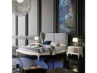 La Ebanisteria: Nite Nite: кровать 180х200  (mate cream, malabar)