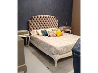 La Ebanisteria: Nite Nite: кровать  Moonshine 160х200 (crema, ткань London )