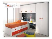 5220404 детская комната современный стиль Joype: Diez