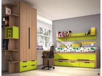 5220406 детская комната современный стиль Joype: Diez