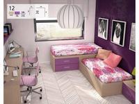 5220408 детская комната современный стиль Joype: Diez
