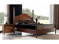 Condor: Siena: кровать 160х200  (черешня)