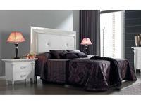 Condor: Siena: кровать 160х200  (белый лак)