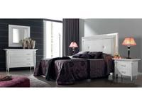 Condor: Siena: спальная комната (белый лак)