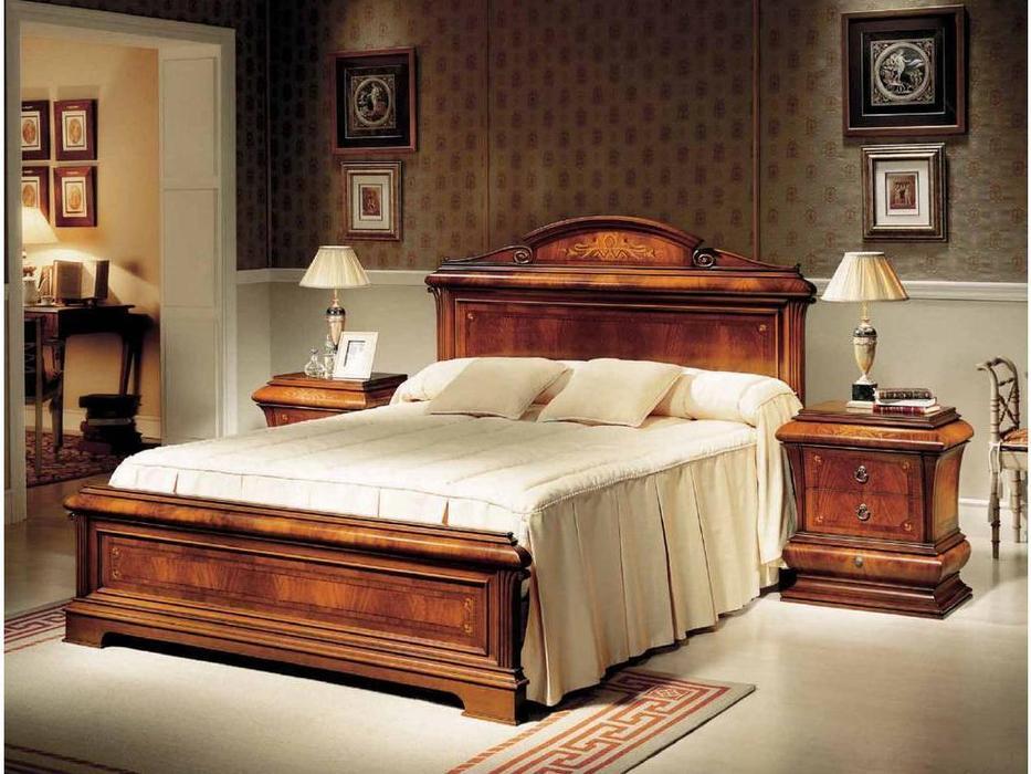 Vicente Zaragoza: Верона 39: кровать 150х200  (орех)