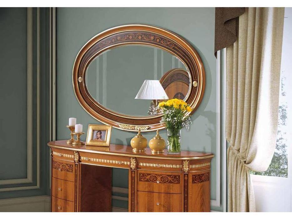 Vicente Zaragoza: Эрмитаж 26: зеркало  к туалетному столу (орех)