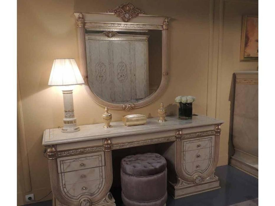 Vicente Zaragoza: Флоренция 27: зеркало  к туалетному столу (каррара, имитация мрамора)