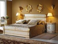 Vicente Zaragoza: Калифорния 20: кровать 180х200  (лак, золото)