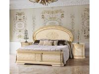 Vicente Zaragoza: Эрмитаж 25: кровать 180х200  (каррара, имитация мрамора)