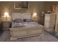 Vicente Zaragoza: Флоренция 27: спальная комната  (каррара, имитация мрамора)