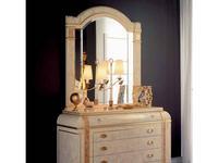 Vicente Zaragoza: Вена 17: зеркало  (лак, золото)