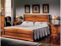 5239831 кровать двуспальная Vicente Zaragoza: Калифорния