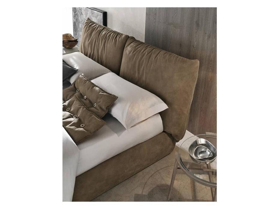 Tomasella: Sogno: кровать 180х200  с подъемным мех-м (экокожа)