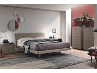 Tomasella: Clio: кровать 180х200 Клио  (венге)