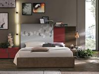Tomasella: Krea-Sommier: кровать  160х200 с подъемным механизмом