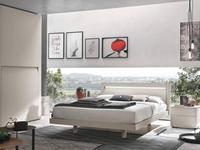 Tomasella: Kryzia: кровать 160х200  (materico opaco)