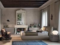 Tomasella: Sogno: кровать 160х200  с подъемным механизмом (беж)