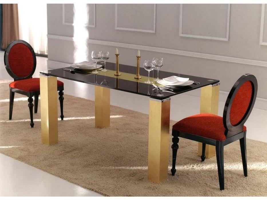 Anzadi Анзади: Vision wood: стол обеденный Вижон раскладной
