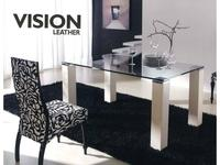 Anzadi Анзади: Vision leather: стол обеденный Вижон