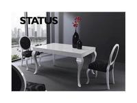 Anzadi Анзади: Status: стол обеденный Статус раскладной  (белый)