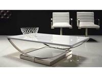 Anzadi Анзади: Gondola: стол журнальный Гондола  (белый)