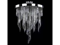 Artglass: люстра ERIN (никель) 15x40W G9