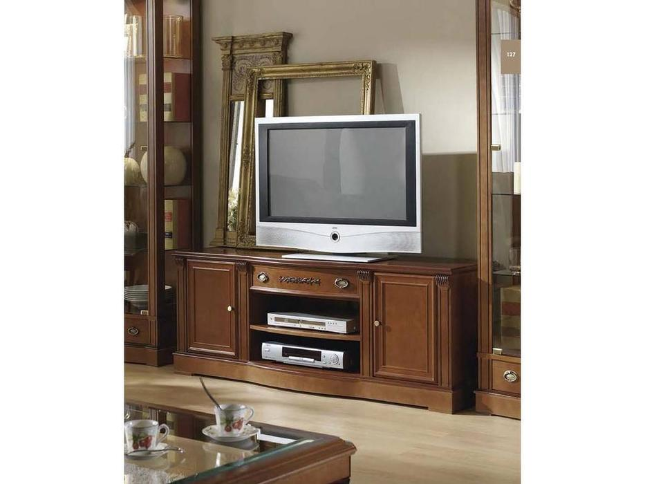 Panamar: тумба под телевизор  (орех)