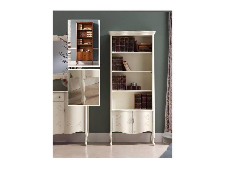 Panamar: шкаф книжный  (белый)