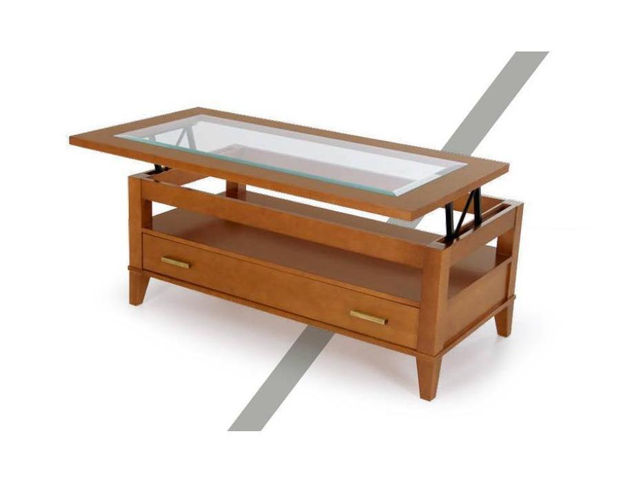 Panamar: стол журнальный-трансформер  (черешня)