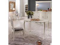 Panamar: стол письменный  (белый)
