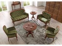 Panamar: мягкая мебель в гостиную (орех)