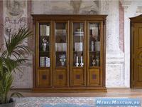 Claudio Saoncella: Puccini: библиотека 4х дв.  (вишня)