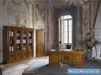 Claudio Saoncella: Puccini: кабинет (вишня)