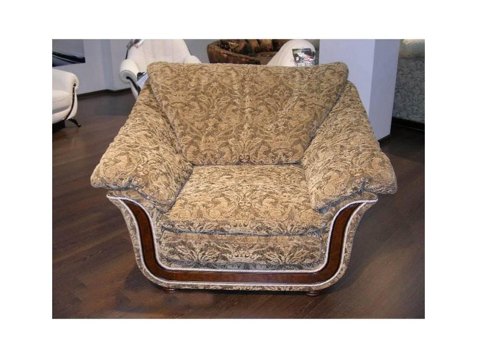 Nieri: Cornice: кресло ткань