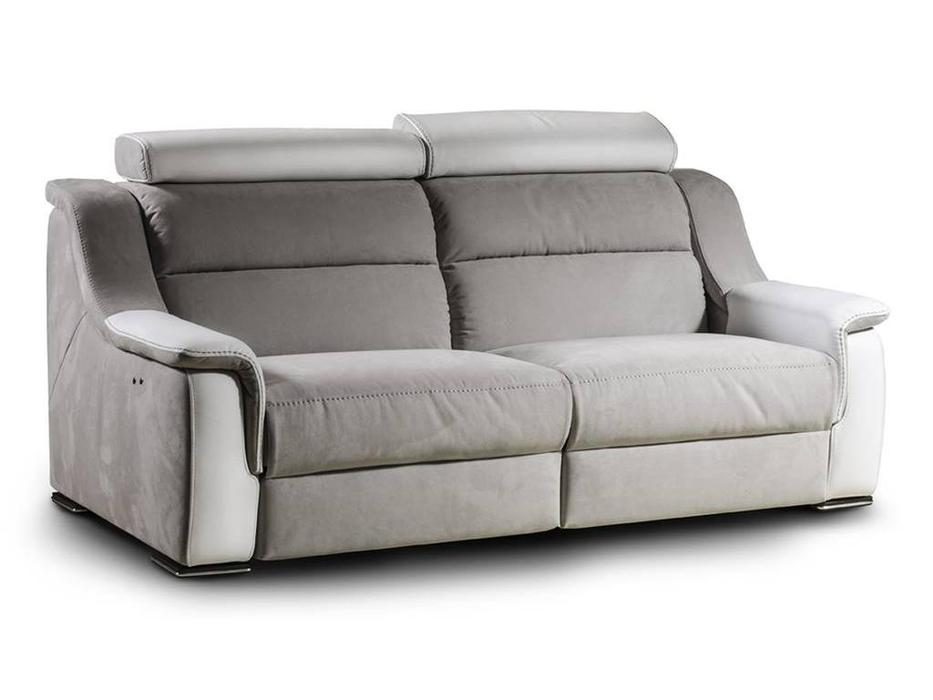 Nieri: Lipari: диван 2-х местный (кожа, новабук)