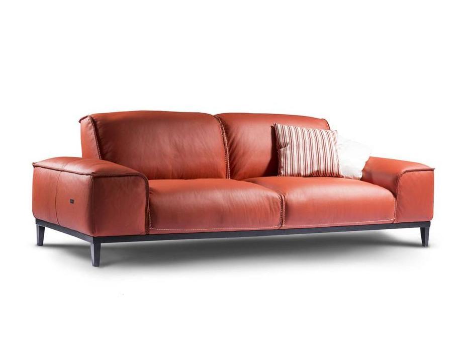 Nieri: Manchester: диван 3-х местный (кожа)