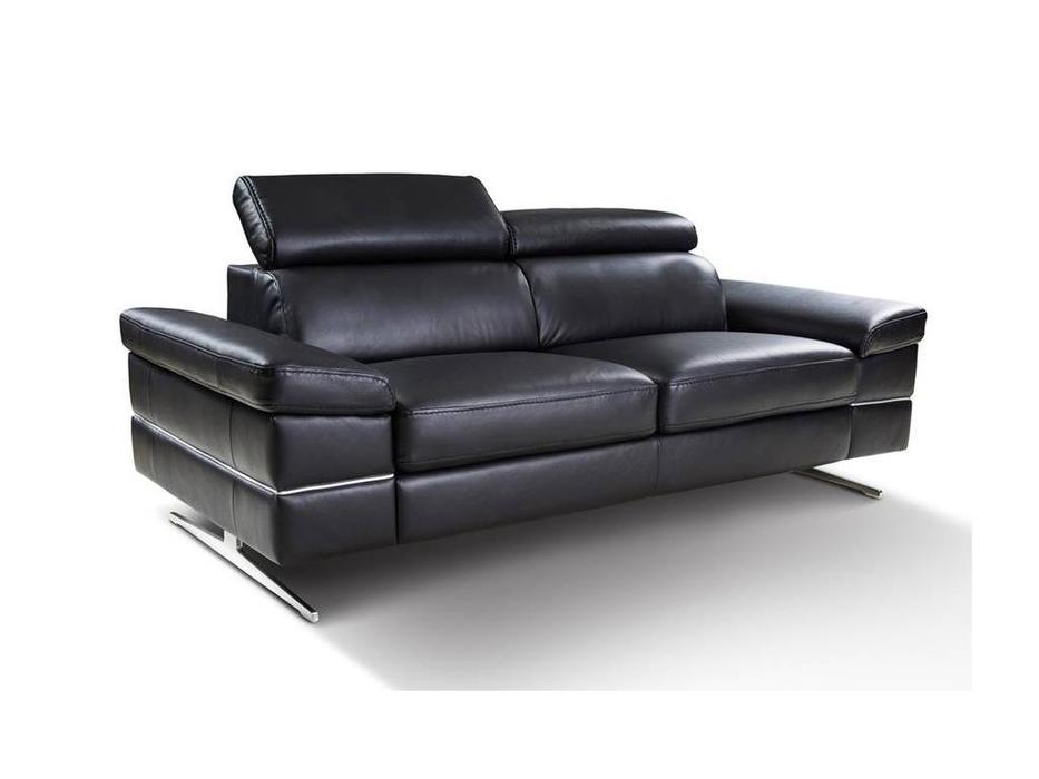 Nieri: Park Avenue: диван 3-х местный (кожа)