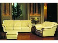 Nieri: Bentley: диван 3-х местный раскладной кожа