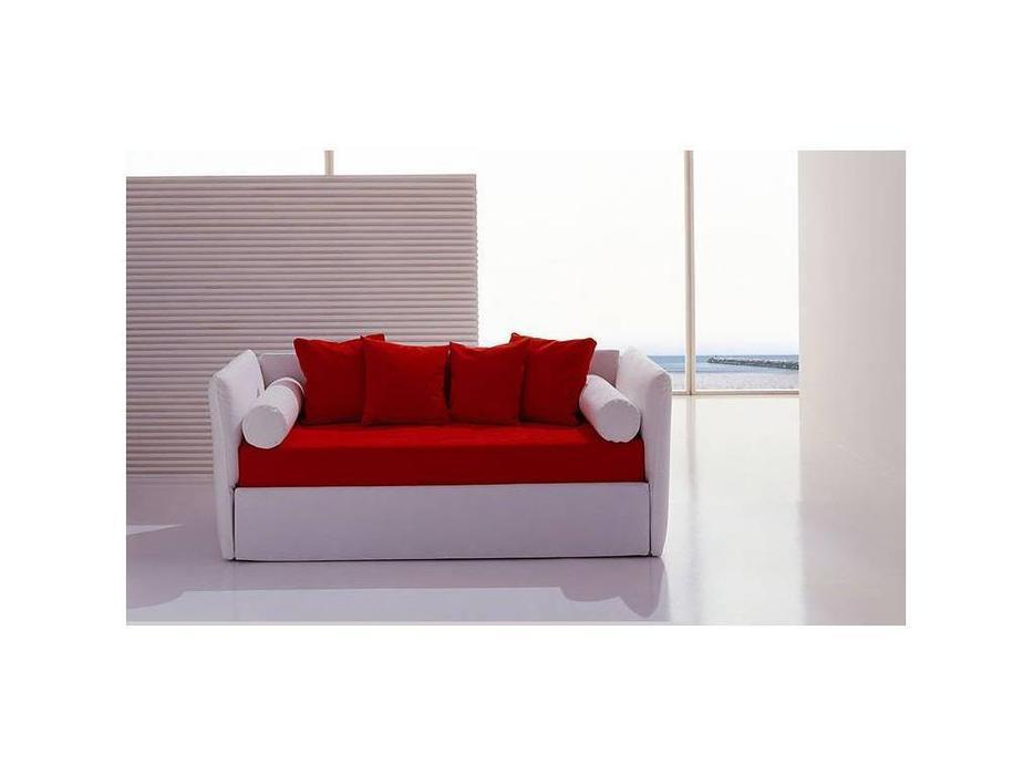 Bolzan: Biba: кровать 90х200  ткань кат.С