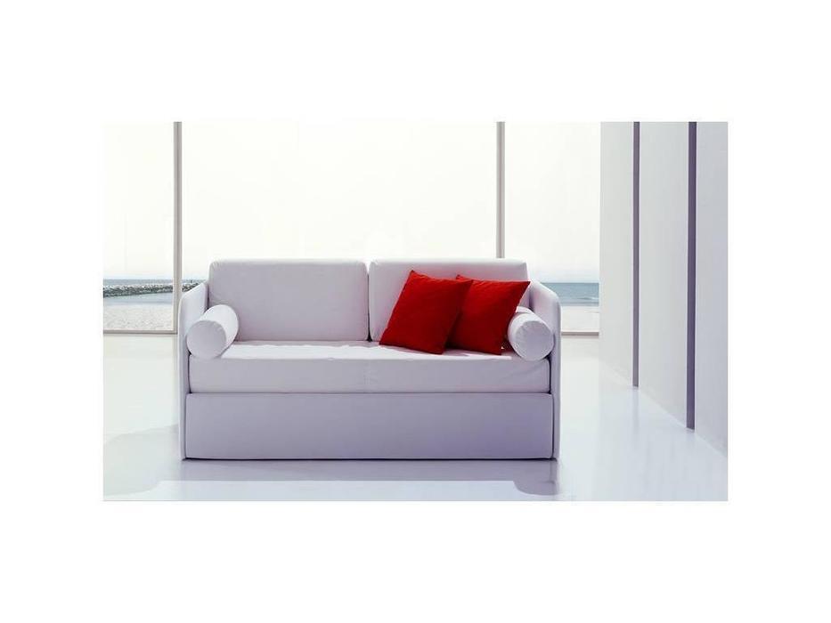 Bolzan: Line: кровать 90х200  ткань кат.С
