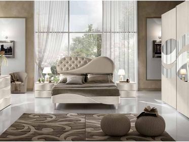 Мебель для спальни фабрики MobilPiu МобилПью на заказ