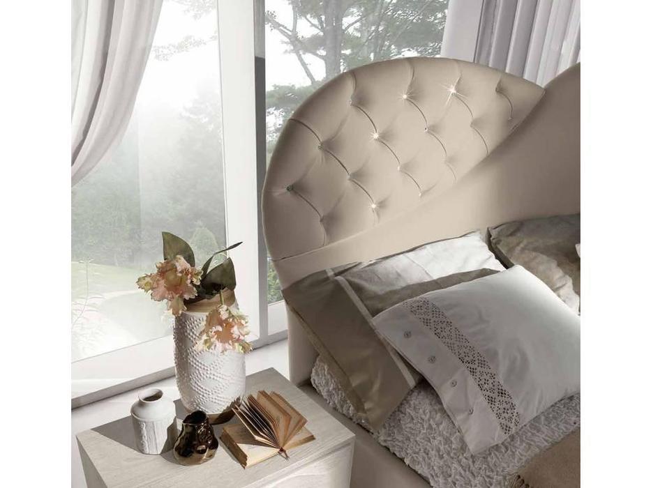 MobilPiu: Primarosa Diamond: кровать 160х190 (бежевый)
